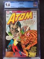 Atom #21 CGC 9.6 ow/w