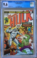 Incredible Hulk #162 CGC 9.6 ow/w