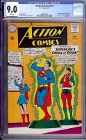 Action Comics #316 CGC 9.0 w