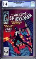 Amazing Spider-Man #252 CGC 9.4 w