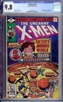 X-Men #123 CGC 9.8 w