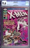 X-Men #127 CGC 9.6 ow/w