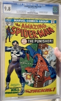 Amazing Spider-Man #129 CGC 9.8 w
