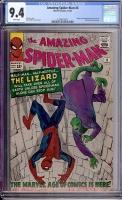 Amazing Spider-Man #6 CGC 9.4 w