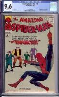 Amazing Spider-Man #10 CGC 9.6 w