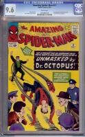 Amazing Spider-Man #12 CGC 9.6 w