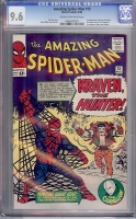 Amazing Spider-Man #15 CGC 9.6 cr/ow