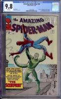 Amazing Spider-Man #20 CGC 9.8 w