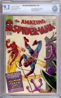 Amazing Spider-Man #21 CBCS 9.2 ow/w