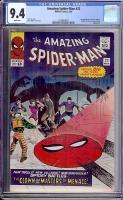 Amazing Spider-Man #22 CGC 9.4 w