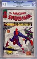 Amazing Spider-Man #23 CGC 9.2 ow
