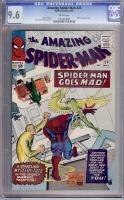 Amazing Spider-Man #24 CGC 9.6 w