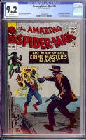 Amazing Spider-Man #26 CGC 9.2 w