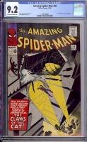 Amazing Spider-Man #30 CGC 9.2 ow/w