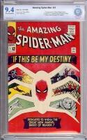 Amazing Spider-Man #31 CBCS 9.4 ow/w