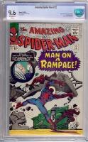 Amazing Spider-Man #32 CBCS 9.6 ow/w