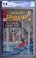 Amazing Spider-Man #33 CGC 9.8 w