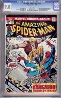 Amazing Spider-Man #126 CGC 9.8 w