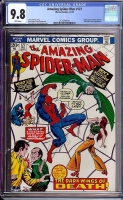 Amazing Spider-Man #127 CGC 9.8 w