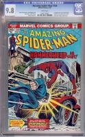 Amazing Spider-Man #130 CGC 9.8 w