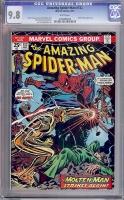 Amazing Spider-Man #132 CGC 9.8 w