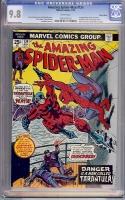 Amazing Spider-Man #134 CGC 9.8 w Suscha News