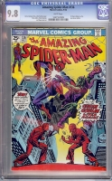 Amazing Spider-Man #136 CGC 9.8 w