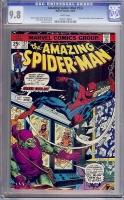 Amazing Spider-Man #137 CGC 9.8 w