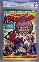 Amazing Spider-Man #138 CGC 9.8 w