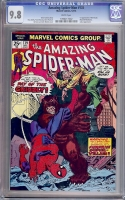 Amazing Spider-Man #139 CGC 9.8 w