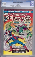 Amazing Spider-Man #141 CGC 9.8 w