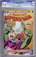 Amazing Spider-Man #142 CGC 9.8 w