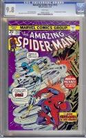Amazing Spider-Man #143 CGC 9.8 w