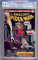 Amazing Spider-Man #144 CGC 9.8 ow/w