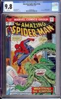 Amazing Spider-Man #146 CGC 9.8 w