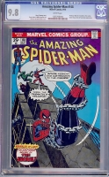 Amazing Spider-Man #148 CGC 9.8 w