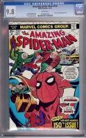 Amazing Spider-Man #150 CGC 9.8 w