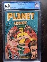 Planet Comics #49 CGC 6.0 ow