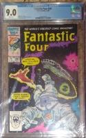 Fantastic Four #297 CGC 9.0 w