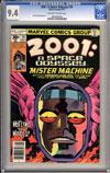 2001: A Space Odyssey #10 CGC 9.4ow/w