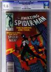 Amazing Spider-Man #252 CGC 9.6 w