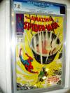 Amazing Spider-Man #61 CGC 7.0 cr/ow