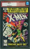 X-Men #137 CGC 9.8 w