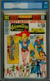 Adventure Comics #416 CGC 9.4 ow