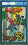Amazing Spider-Man #97 CGC 9.0 ow/w