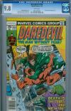 Daredevil #153 CGC 9.8 w