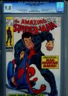 Amazing Spider-Man #73 CGC 9.8 ow