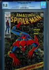 Amazing Spider-Man #100 CGC 9.8 ow