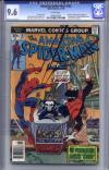 Amazing Spider-Man #162 CGC 9.6 w