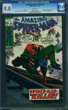 Amazing Spider-Man #90 CGC 9.0 w